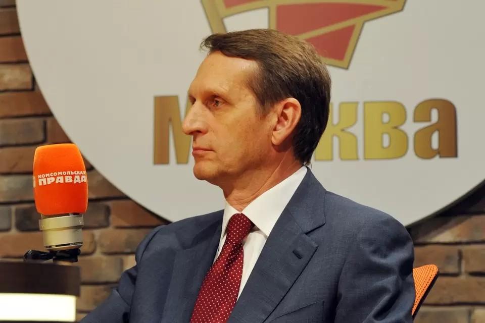 Нарышкин заявил, что воспринимает переписывание истории Великой Отечественной войны как личное оскорбление