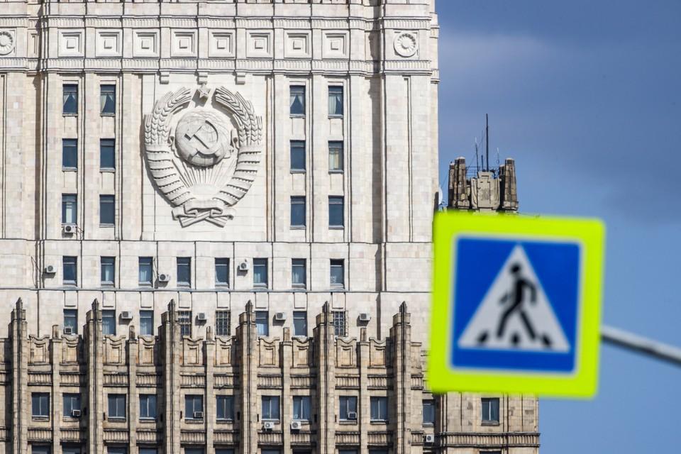 МИД России считает Черное море опасным местом из-за военных учений НАТО.