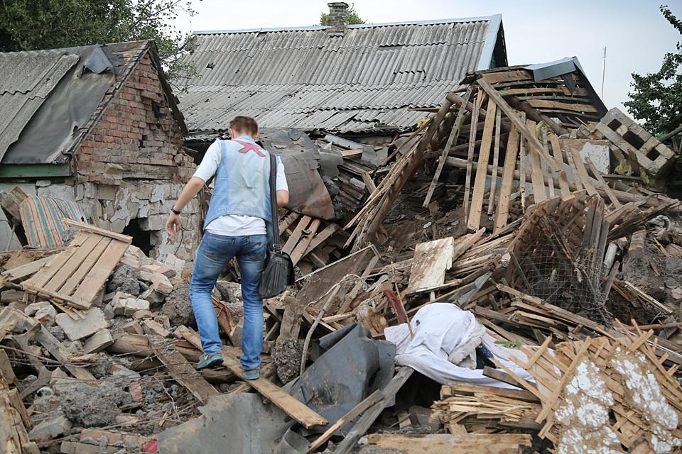 Действия украинских властей в отношении Донбасса самый настоящий геноцид