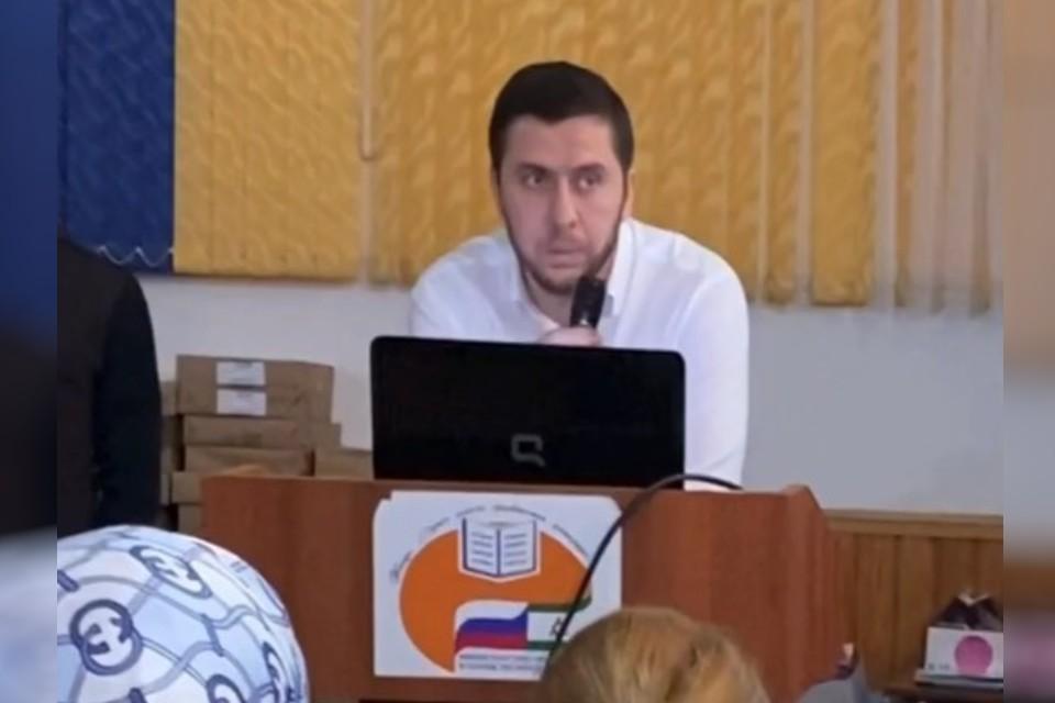 Умар Евлоев. Фото: egeing06