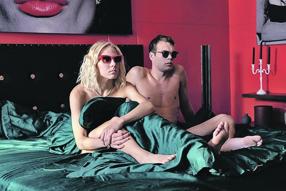 Полина и Никита (Алена Михайлова и Петр Скворцов) стали убийцами как-то внезапно, по наитию. Фото: Кадр из фильма