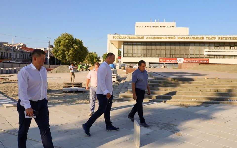Основные работы еще впереди. Фото: Пресс-служба председателя Совета министров Республики Крым
