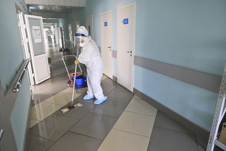 Всего коронавирусом за сутки заразился 171 человек.