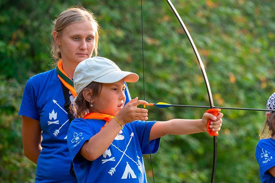 Акела и скаут. Фото: vk.com/forestcatsudm