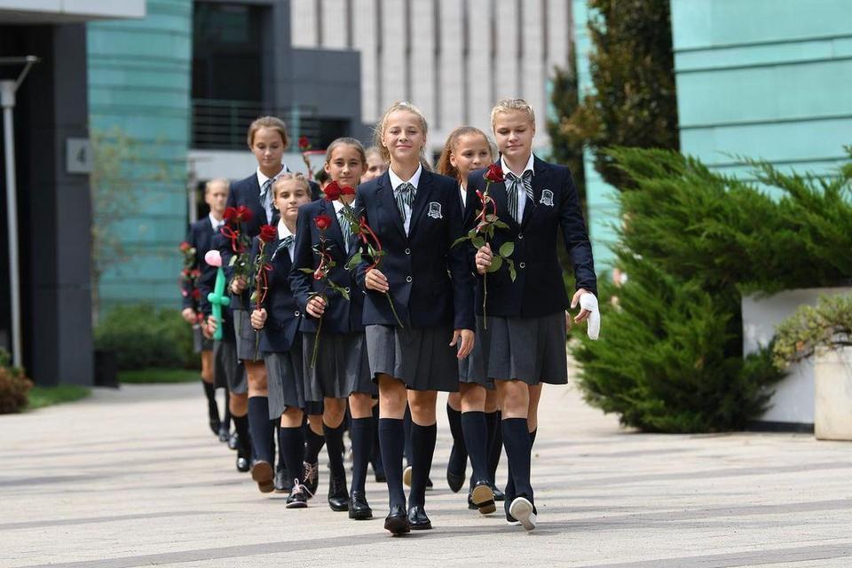 """32 девочки будут учиться в школе при академии. Фото: ФК """"Краснодар"""""""