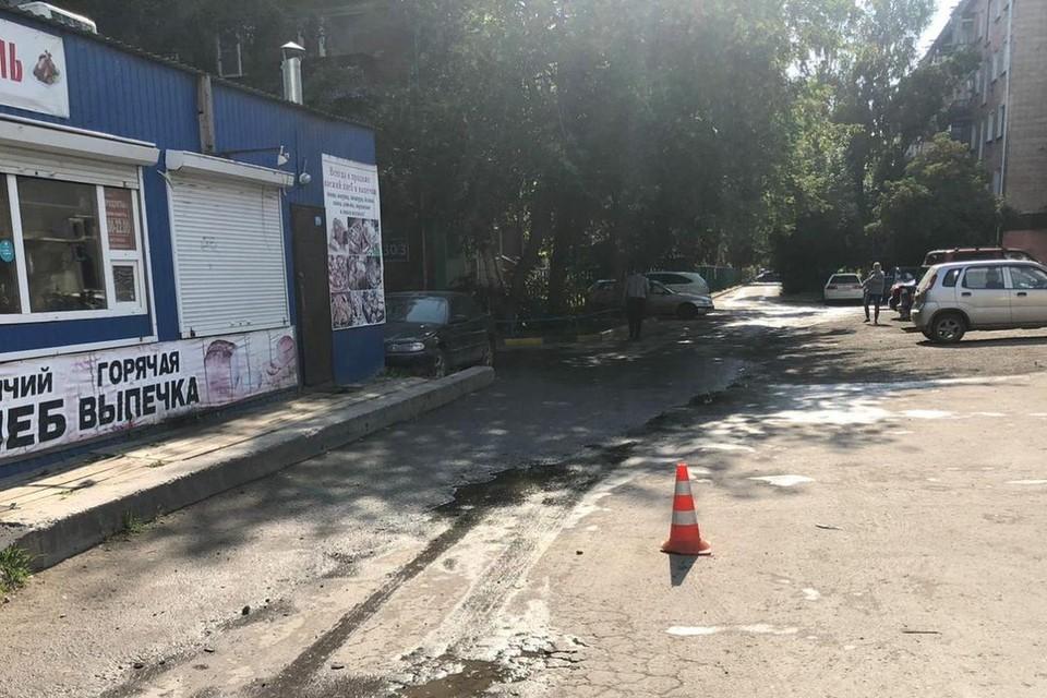 В Новосибирске мотоциклист сбил 9-летнего мальчика и уехал. Фото: Госавтоинспекция по Новосибирску