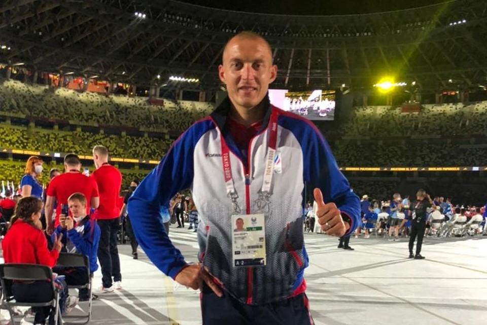 Антон завоевал золотую медаль. Фото: предоставлено Антоном Кулятиным