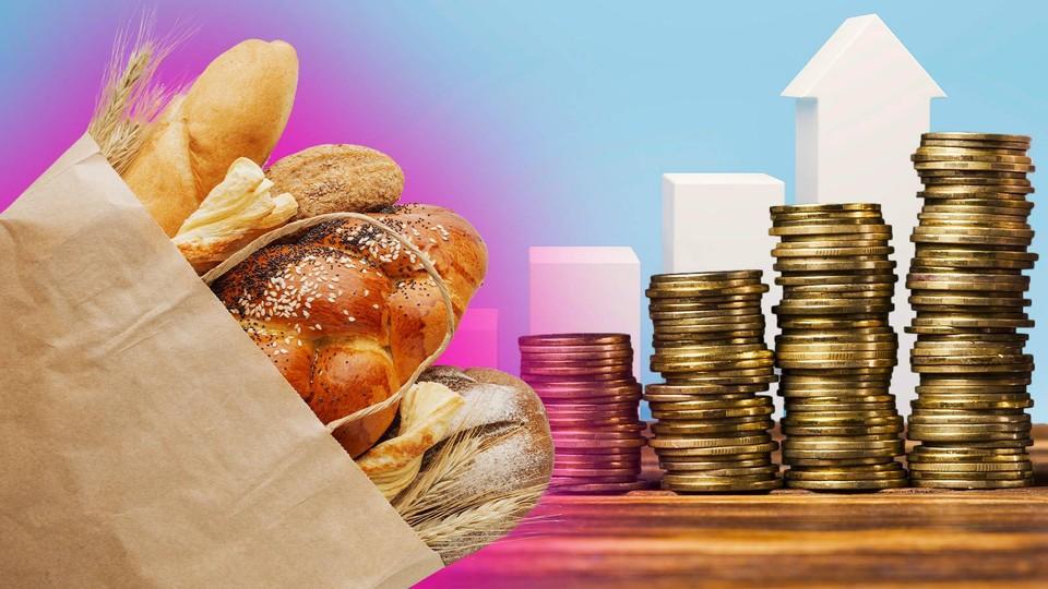 В Молдове ожидается значительный рост цен на хлебобулочные изделия. Фото:соцсети