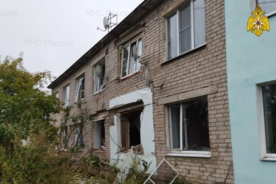 После ЧП дом не подлежит восстановлению Фото: ГУ МЧС России по Тверской области