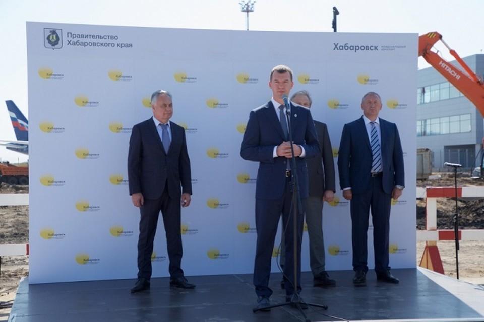 Создание нового аэропорта в Хабаровске эксперты назвали крайне важным и необходимым решением. Фото: Дмитрий Ольховский.