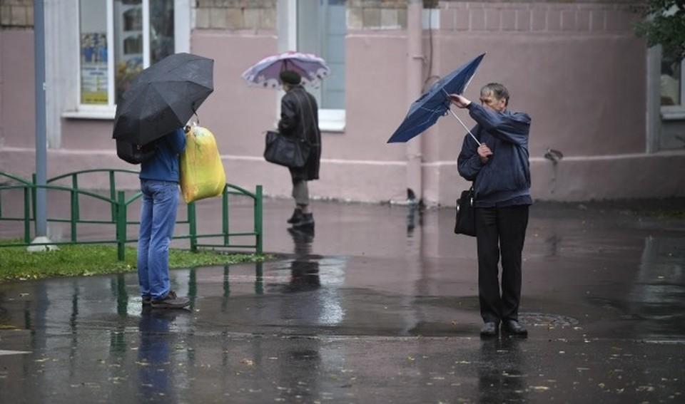 Синоптики прогнозируют кратковременные дожди в Смоленской области 2 сентября.
