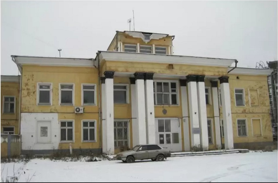 Общественники утверждают, что здание может быть единственным сохранившимся в России, построенным по индивидуальным проектам довоенных аэровокзалов. Фото: общественное движение «Реальная история»