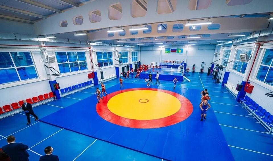 В Югре планируют построить 11 спорткомплексов Фото: Официальная страница ХМАО — Югры