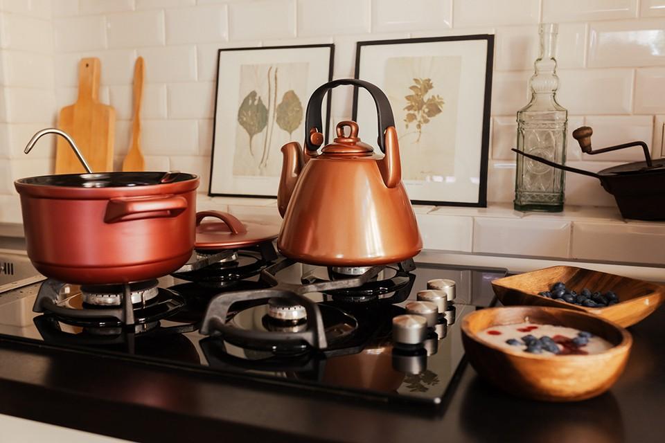 Бренд керамической посуды Ceraflame существует уже около 70 лет.