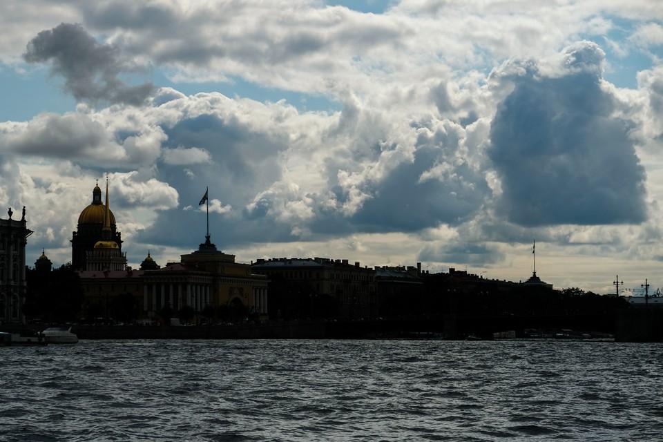 Североатлантический циклон накроет Петербург.