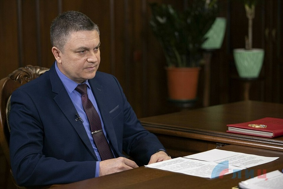 Леонид Пасечник. Фото: ЛИЦ
