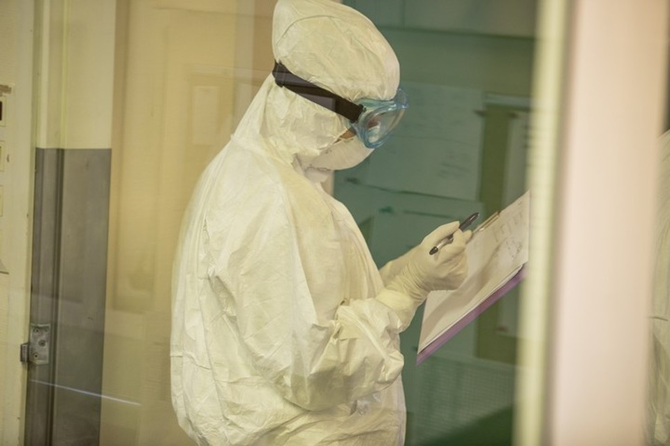 На госпитализации в Башкирии находятся 717 ковид-положительных пациентов