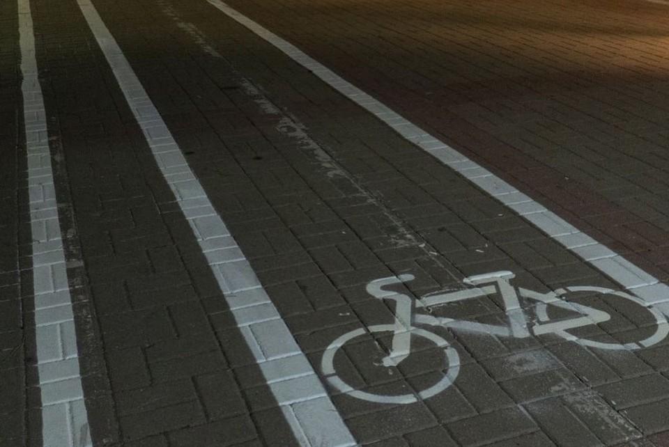 """Общая длина велодорожки составит 3,5 километра. Фото: """"Инстаграм"""" Алексея Логвиненко"""