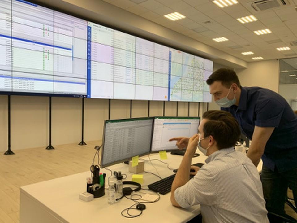 Как будет работать центр мониторинга