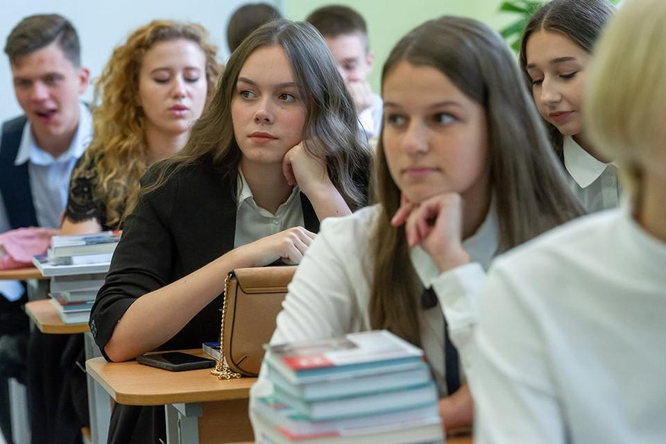 Министр образования Беларуси рассказал о факультативе по духовно-нравственному воспитанию. Фото: ЗОЛОТО Олег.