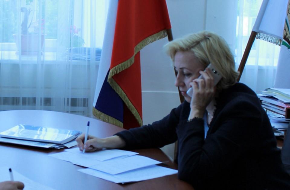 За 8 месяцев 2021 года к уполномоченному по правам человека в Томской области Елене Карташовой поступило 2071 обращение от жителей региона. Фото: сайт правового омбудсмена.