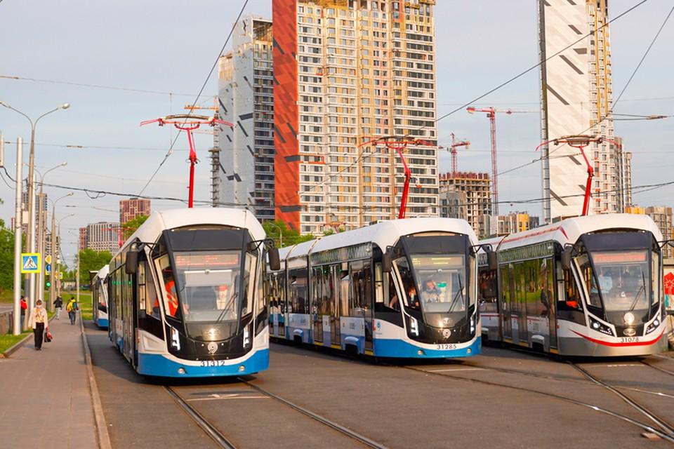 С 1 сентября пассажиры совершили более 162 тысяч поездок с бесплатными пересадками. Фото: sobyanin.ru