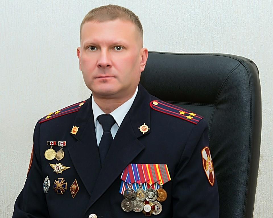 Юрий Соковиков Фото: 18.rosguard.gov.ru