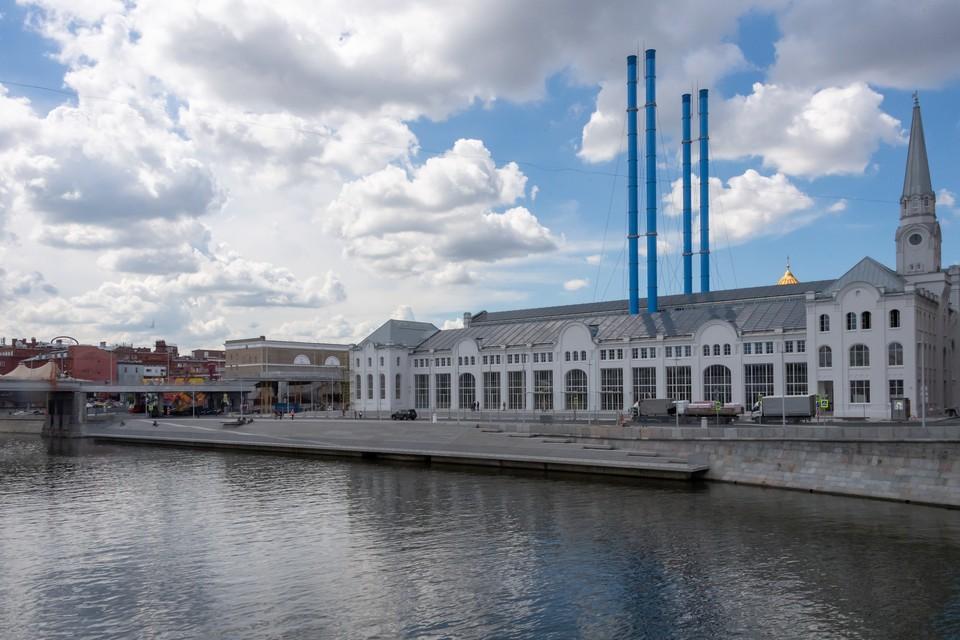 Музейный комплекс откроется в бывшей ГЭС-2