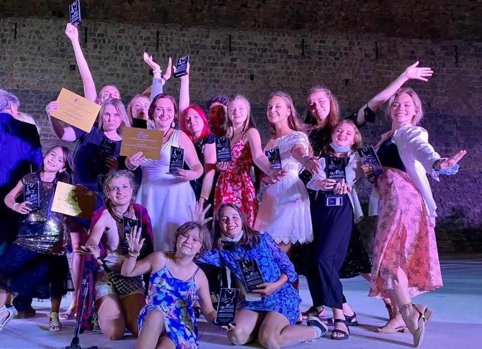 Тульский театр-студия «Мюсли» получил Гран-при международного фестиваля