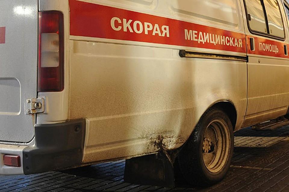Семерых пострадавших в аварии отвезли в больницу.