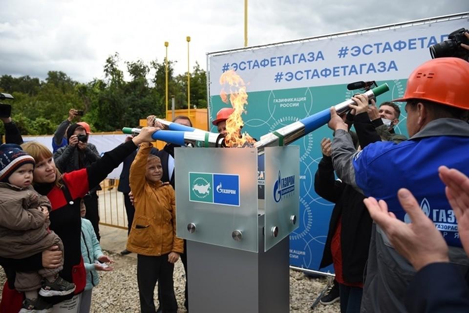 Фото: «Газпром межрегионгаз Брянск».