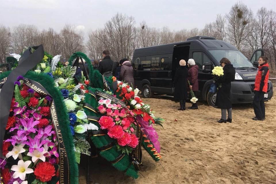 Уголовное дело о коррупции в похоронном бизнесе направляется в суд.