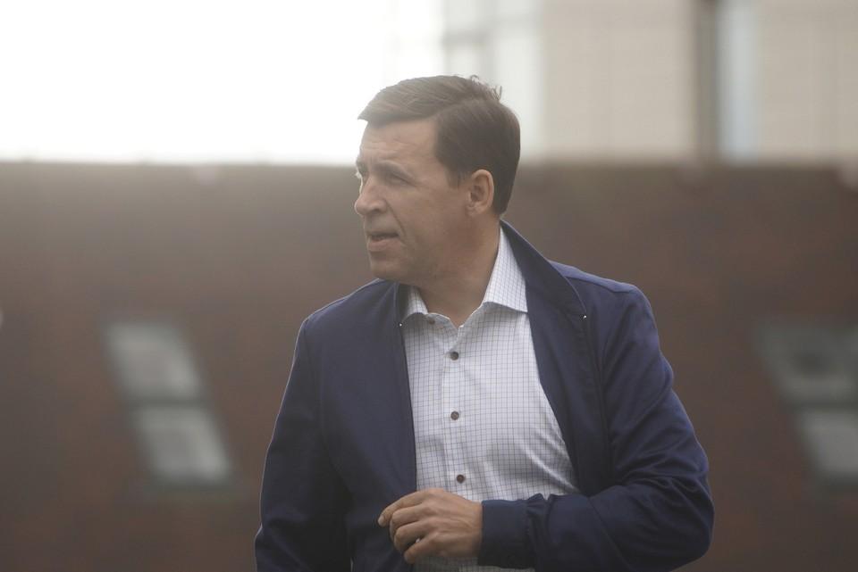 Евгением Куйвашев отвечал на вопросы уральцев больше двух часов