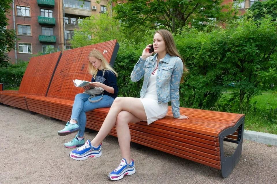 В Петербурге ищут варианты среди парков и скверов для их благоустройства.