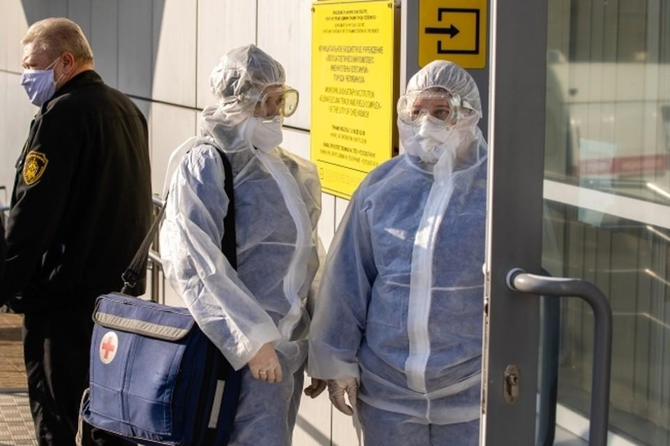 Всего с начала пандемии в России заболели 7 047 880 человек