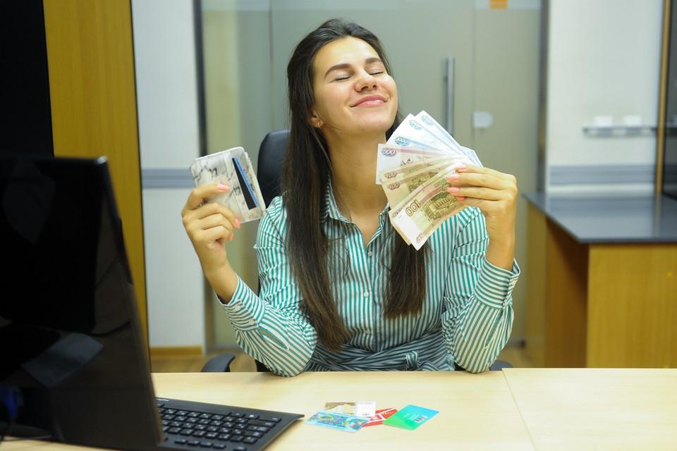 Средняя начисленная зарплата в июне составила около 40 тысяч рублей