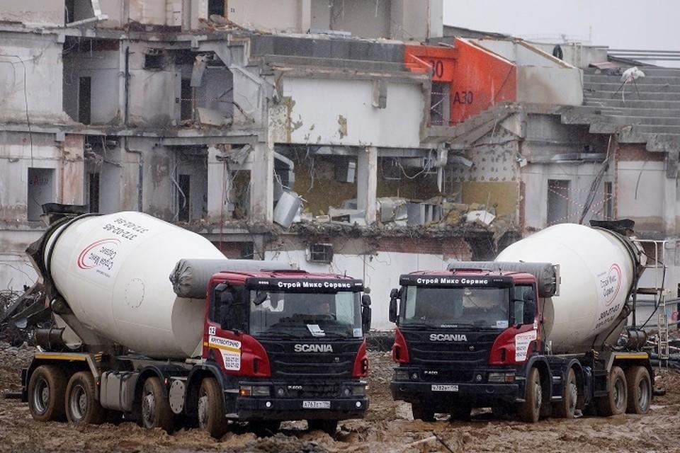 Также бетонное предприятие не представило программу производственного экологического контроля