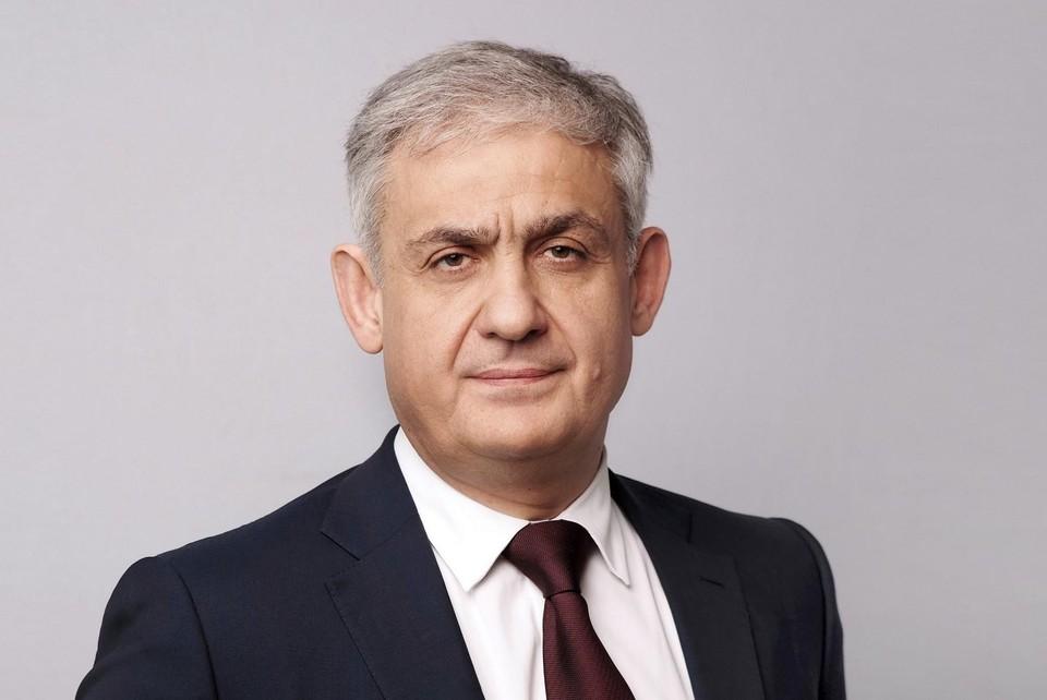 Заместитель министра экономического развития РФ Сергей Назаров