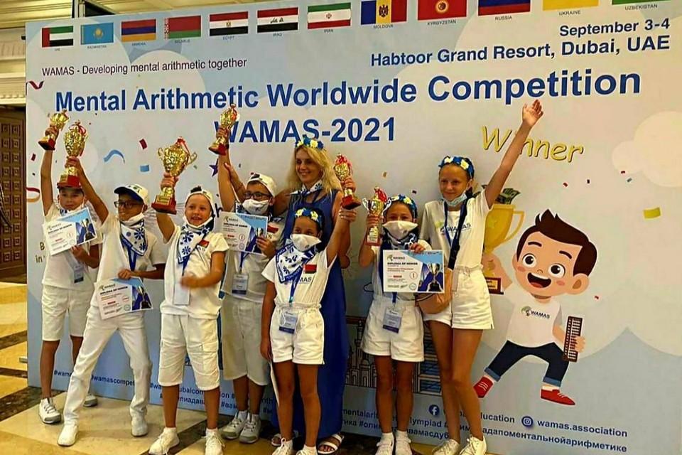 Пятиклассник из Минска победил на международной олимпиаде по ментальной арифметике. Фото: Министерство образования