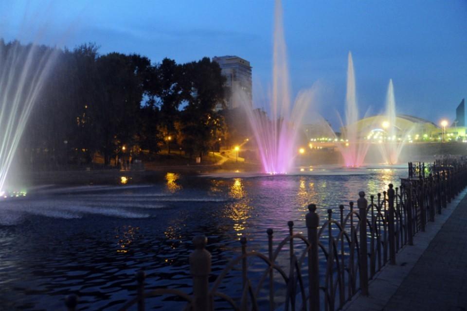Фонтаны возле «Интуриста» отремонтируют к лету 2022 года