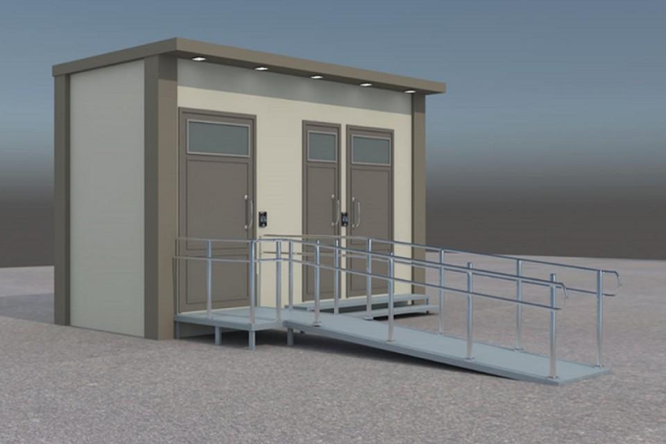 Туалеты будут открыты с 7 до 23 часов. Фото: сайт администрации Ростова