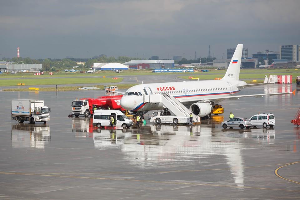За лето 2021 аэропорт Пулково обслужил более 6 млн пассажиров