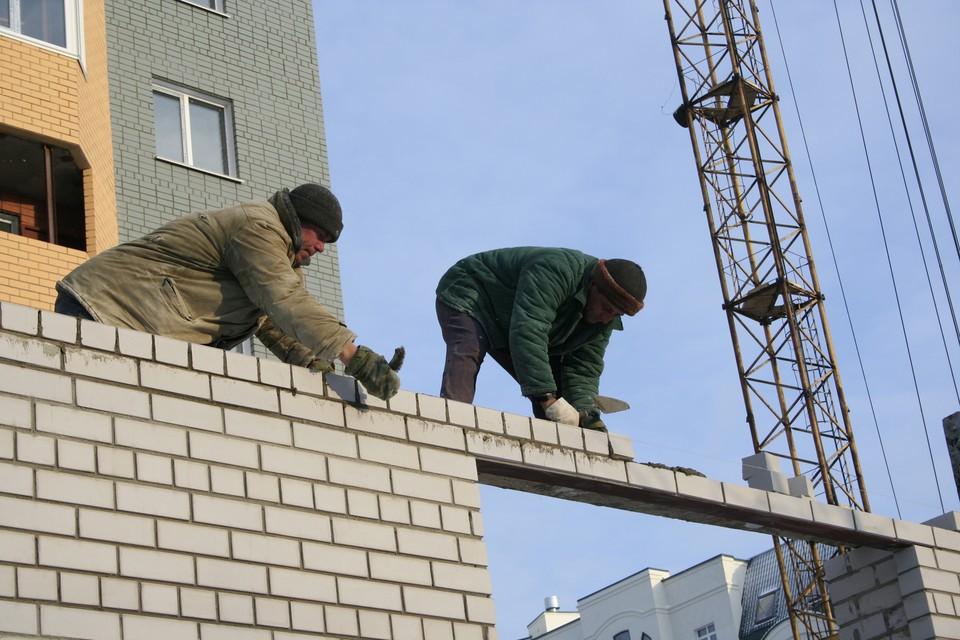 Строительство должны закончить к 2023 году