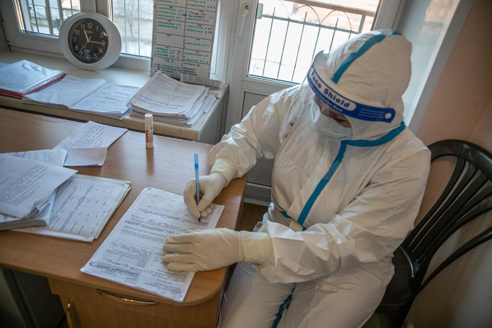 7 сентября в регионе 148 пациентов заболели, а выздоровел – 151.