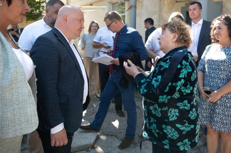 Важные вопросы решались в оперативном режиме. Фото: sev.gov.ru
