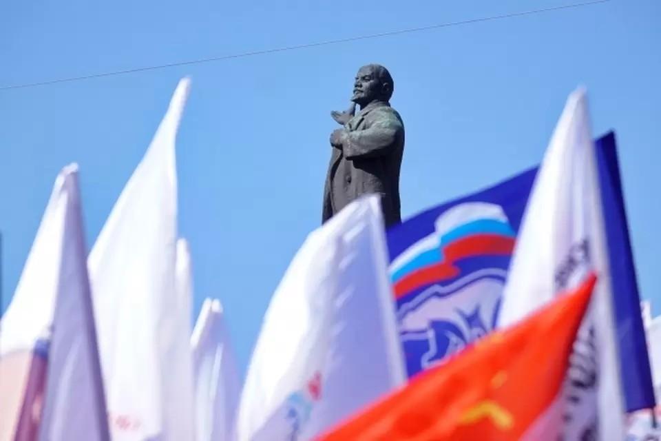 Жители Донбасса, получившие российское гражданство, могут пополнить ряды крупнейшей политической партии в РФ