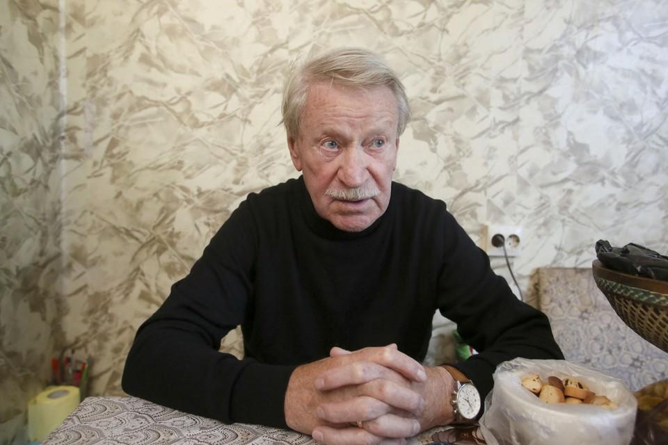 Иван Краско после инсульта перешел на ЗОЖ.