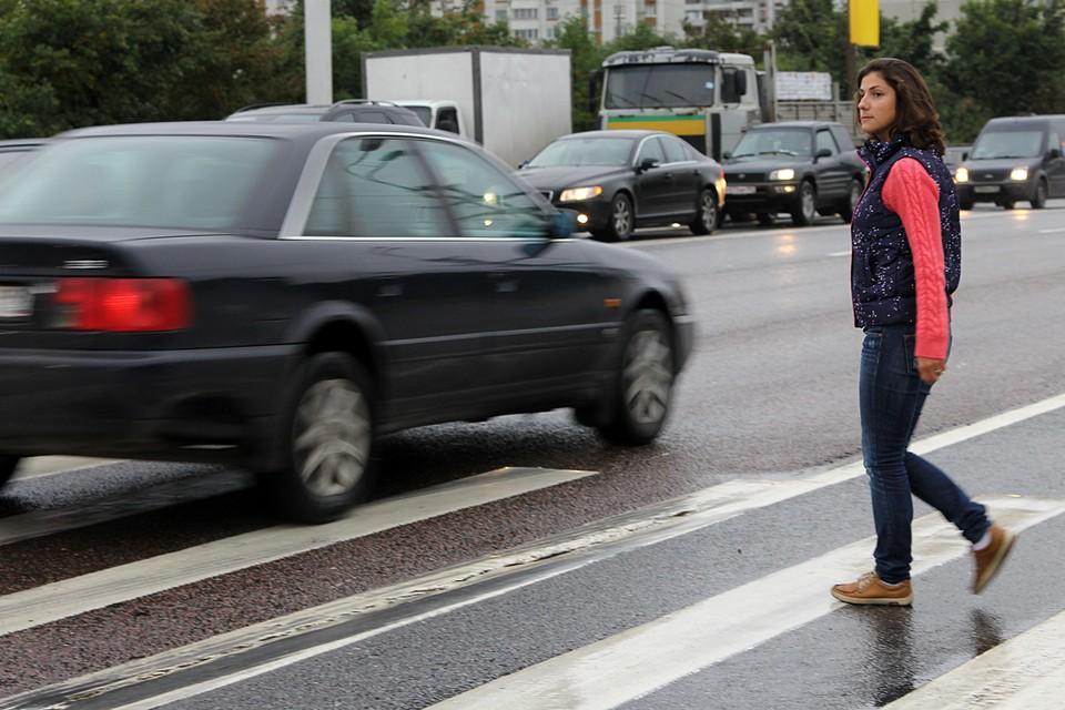 Переправа поможет пешеходам комфортно и безопасно перейти Лермонтовский проспект