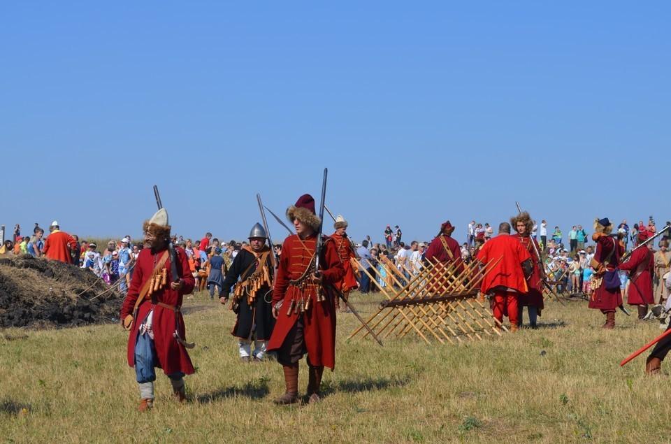 Фестиваль исторической реконструкции «Белгородская черта» пройдет в регионе уже в пятый раз.