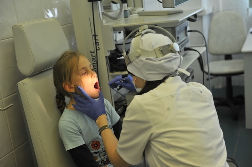 Большинство ребятишек нуждались в консультации детского кардиолога.